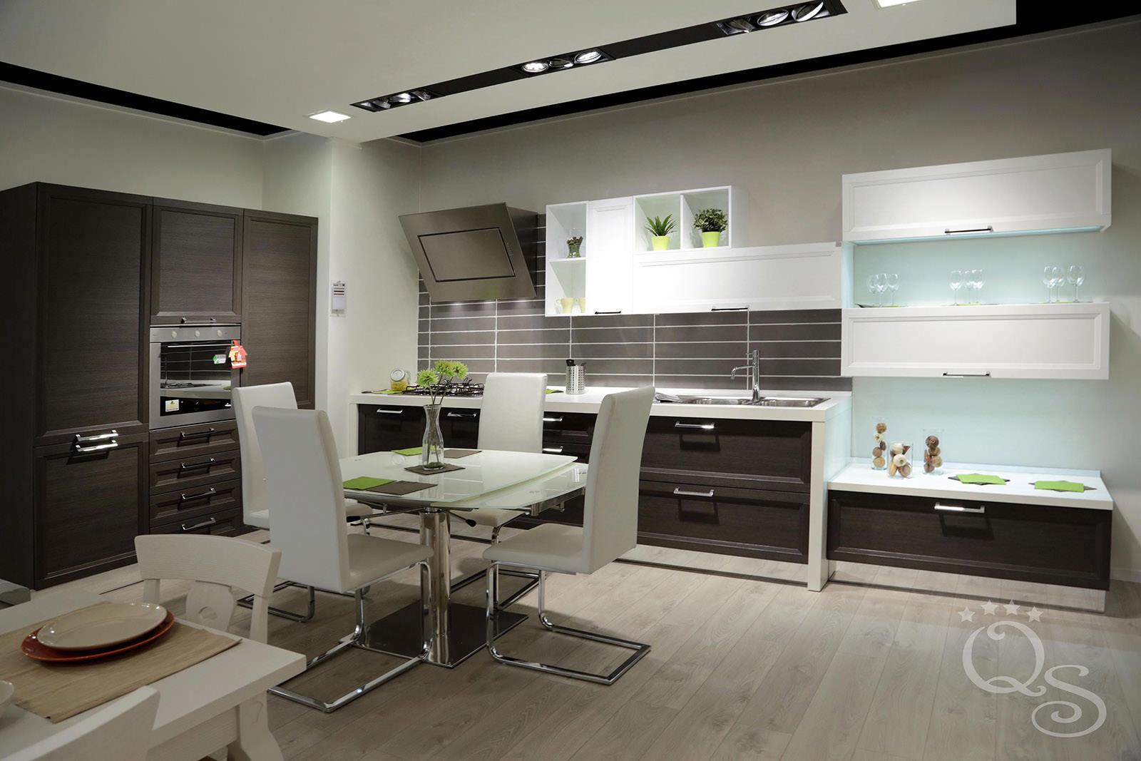 cucine - quattro stelle arredamenti - Arredamento Moderno Lecce